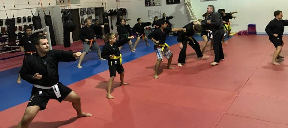 Kempo karate Kids