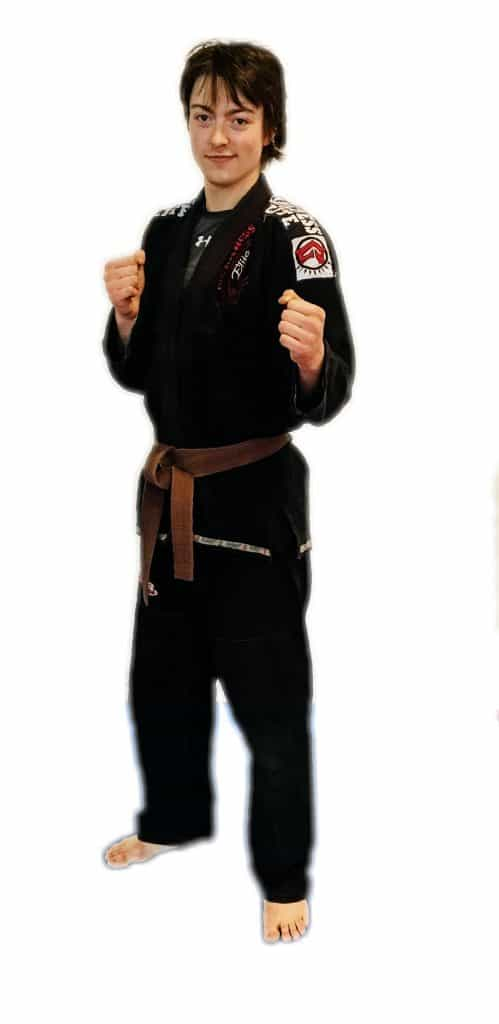 Sensei Nathan Darlington - 1st Degree Black Belt
